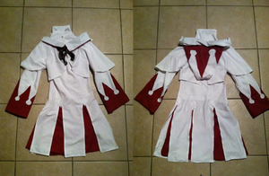 FFXIV White Mage Artifact Cosplay Costume by PiffleAngel