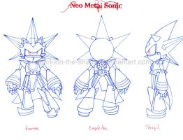 Metal Sonic Character sheet by Kath-the-shadow