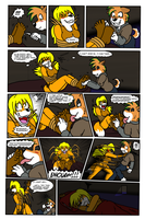 Hekate comic commission 2 by PaladinGalahad