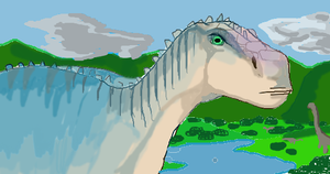 Aladar by simpsonsquire