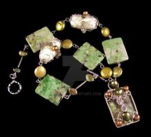 Demeter Necklace by kufka