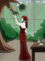 The potionmaker by keeper-of-vilya