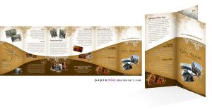 Goa Akbar Brochure by paperplay
