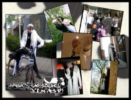 Fruits Basket - Hatsuharu by MayMercedes