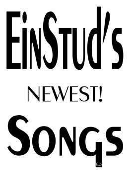 EinStud's Song List by BL8antBand