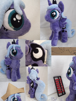 Woona Plushie Collage by PisumSativum