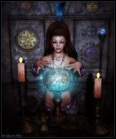 The Conjuring by kissmypixels