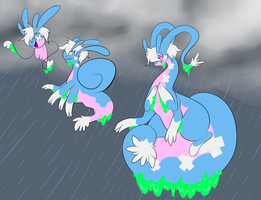 Tag along evolves into a Weather Balloon! by SkullCollectorCubone