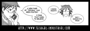 Techgal Chapter 7, Page 7 Preview by timartstudio