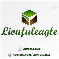 Lionfuleagle /Minecraft/ by SickArtPr