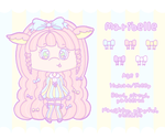 Maribelle Reference Sheet by Cupcake-Kitty-chan