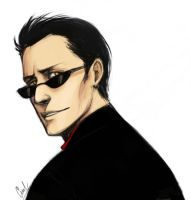 Crowley by LiaBatman