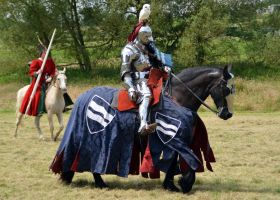 Kenilworth Castle Joust 2014 (45) by masimage