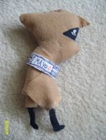 Mayor of Canville Plushie by smileypeace27
