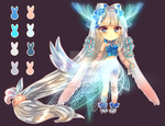 [CLOSE]Auction Adopt 11 Fairy Bunny by SarahWidiyanti