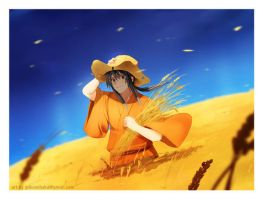 +BH - The Sea of Gold + by goku-no-baka