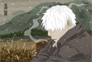 Mushishi - Cold Mountains by broom-rider