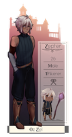 Zepter || Oz Ziel by PixelCaptain
