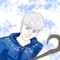 Jack Frost Sketch by Imagin-Aries