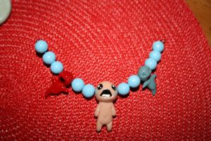 Binding of Isaac necklace by souffle-etc