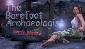 The Barefoot Archaeologist Tales to the T-Stone by restif
