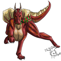 Request-Bahamut by 768dragon