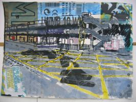 Boulevard No.1 2006-2007 by 3FF3CT