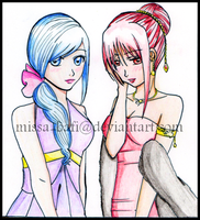 Ladies by Missa-Bafi