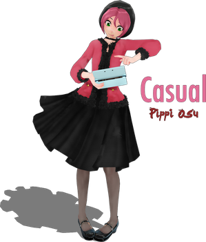 Casual Pippi Osu by octosexbang