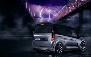Doblo Black and Silver by NeneDs