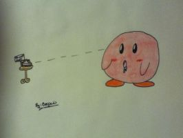 Kirby wants what the kirby wants by Waterbender1996