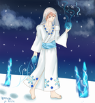 Snow Spirit!Kisumi by AmaiYuzuki564