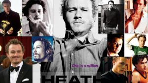 Heath Ledger Wallpaper by RoxasRocks0813