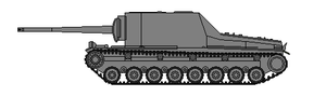 Krieg Mammoth Tank Destroyer by CrystalNexus