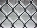 Iced Fence by azieser