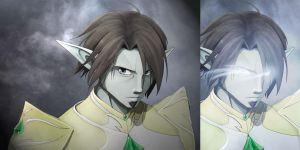 The elf (Lineage) by lusianka07