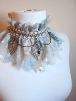 Late Autumn Fairy Collar by nolwen