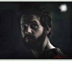 Tom Riley da Vinci's Demons by heiesuke