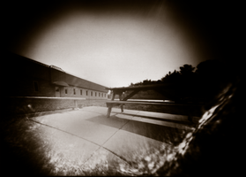pinhole table by electricjonny