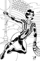 Pensive Spider-Girl by spidertour02
