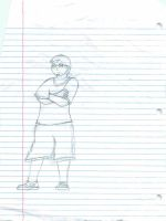 Dan The Concept Sketch by Angel-Platypus-Photo