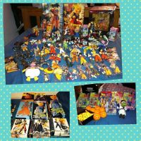 Dragon ball z collection .1 by SONICJENNY