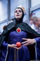 Evil Queen at FACTS 2014 by KillingRaptor