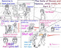 The Date of Roxas and Namine 3 by Tanaxanime