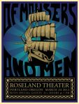 Of Monsters and Men Concert Poster by jasonserres