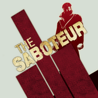 The Saboteur icon by Voodooman by v00d00m4n