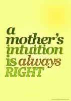 Mother's Intuition by caranette