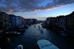 Canal Grande by Thebit846