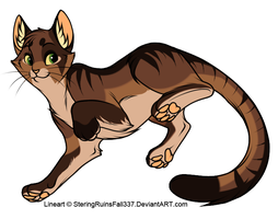 Random cat design by Tartii