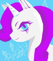 Rarity by Stubbornstallion